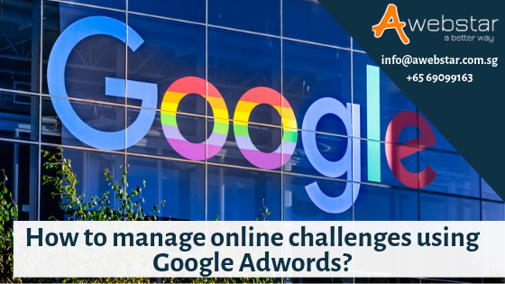 How to create ads in Google Adwords