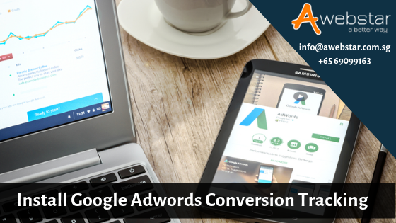 google adwords conversion
