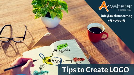 tips to create logo