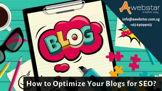blogs optimization