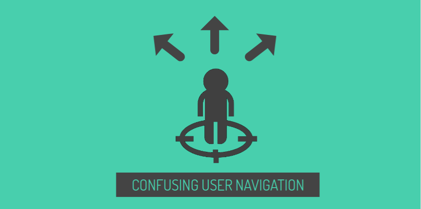 Confusing User Navigation