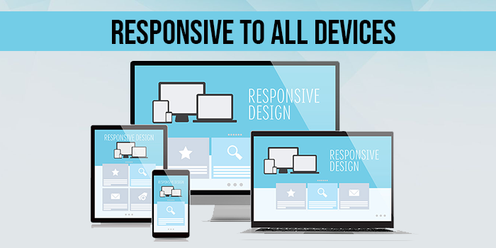 Your Website Should Be Responsive To All Mobile Devices