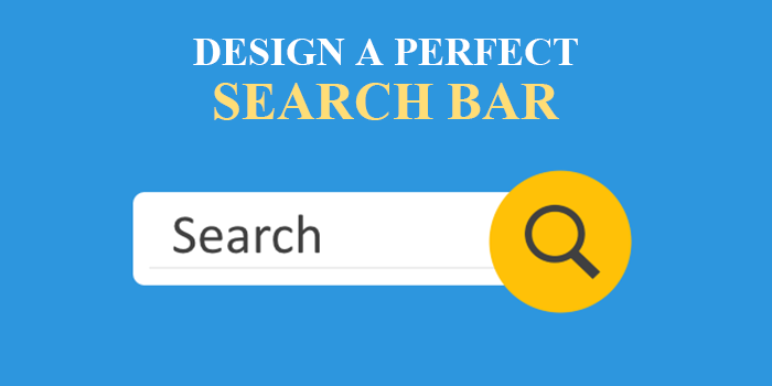 Design A Perfect Search Bar