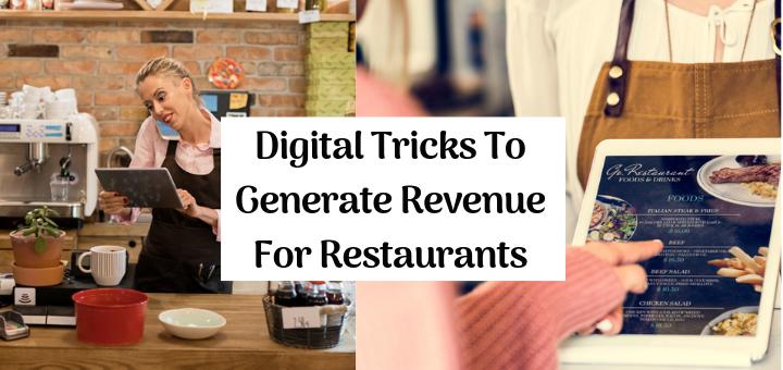 digital tricks to generate revenue