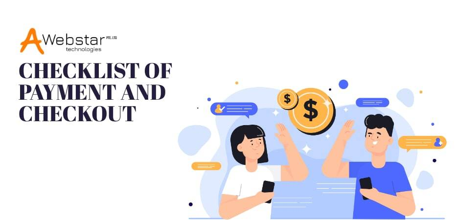 Checklist of Payment and Checkout