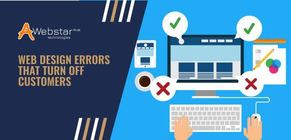 Web Design Errors