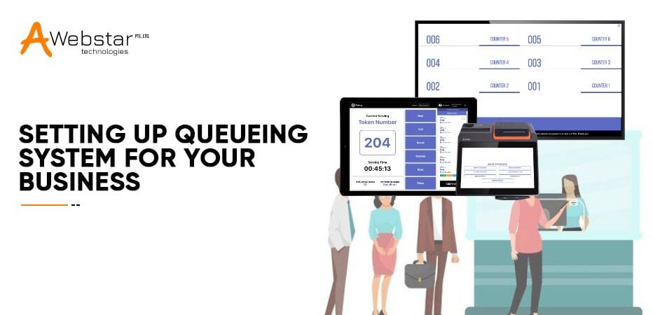 Setting Up Awebstar Queueing System for Your Business