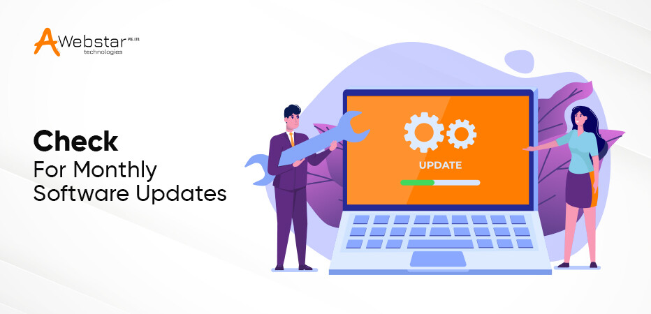 Monthly Software Updates